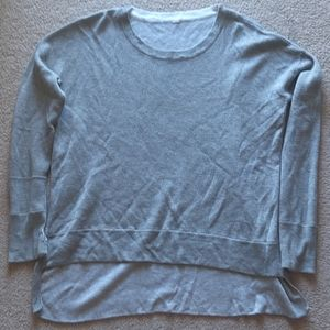 Lululemon Reversible Style Crew Sweater